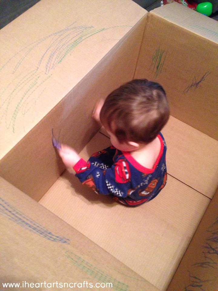 Top 10 activities for toddler boys for Craft box for toddlers