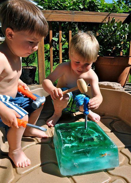 Toddler Boy Activities