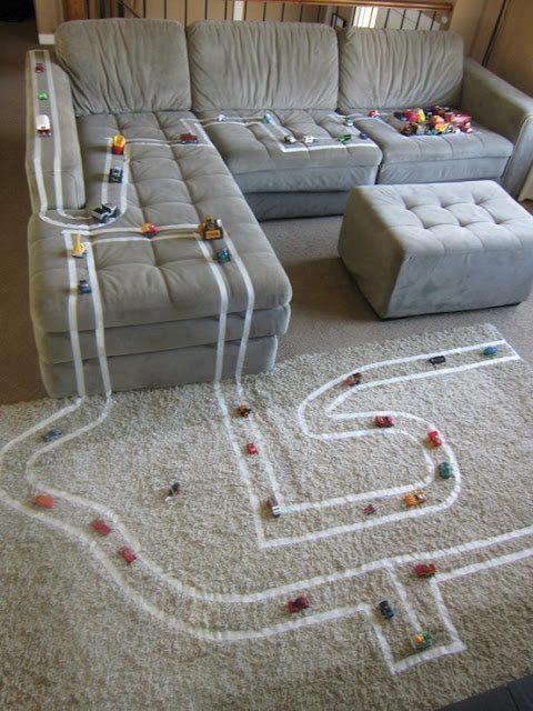 Toddler Boy Crafts