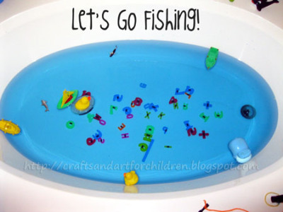 Top 10 activities for toddler boys for Kids fishing game