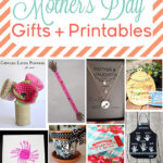 Top 12 Mother's Day Crafts, Gift Ideas, + Free Printables