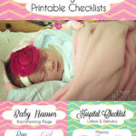 15 Things To Do Before Your Baby Arrives + Printable Checklists