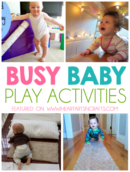 Top 15 Baby Activities For 3 6 Months