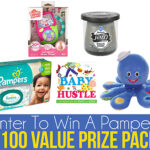 Pampers #BabyGotMoves Campaign (+ Pampers Prize Pack Giveaway!)