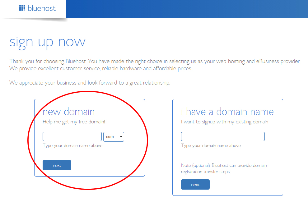 Start A Crafting Blog New Domain