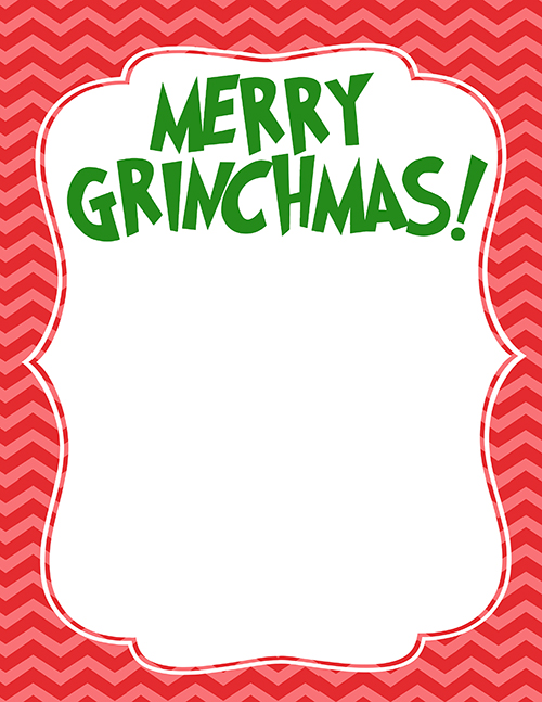 The Grinch Handprint Christmas Card With Printable - I Heart Arts n ...