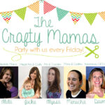 The Crafty Mamas Linky Party #1