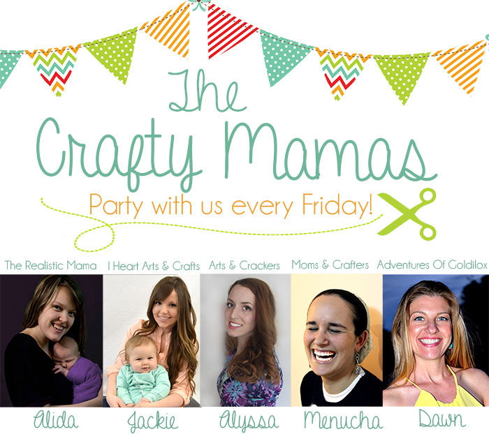 The Crafty Mamas - Come party with us every Friday 8 a.m. est!