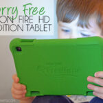 Worry Free Amazon Fire HD Kids Edition Tablet