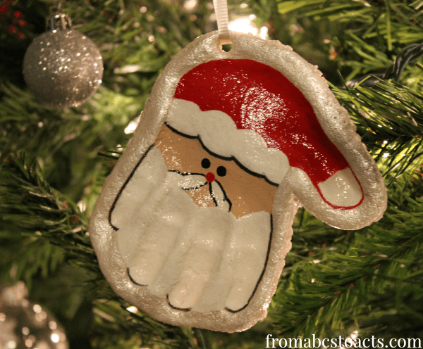 handmade kids ornaments
