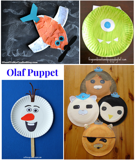 Easy Crafts Ideas For Toddlers