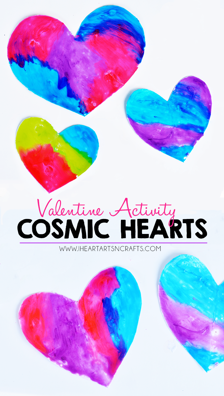 Valentine Day Crafts For Preschoolers