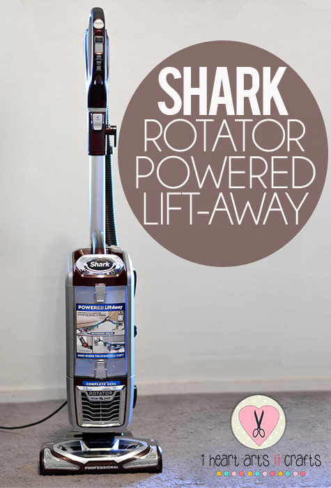 Shark Rotator Powered Lift Away Review I Heart Arts N Crafts