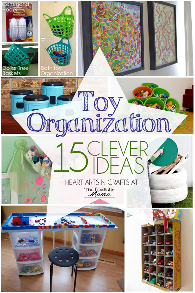toy organization ideas for living room 15 clever ways to organize toys the realistic 24964