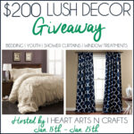 $200 Lush Decor Giveaway! Come check out their gorgeous designs and our fabulous giveaway!