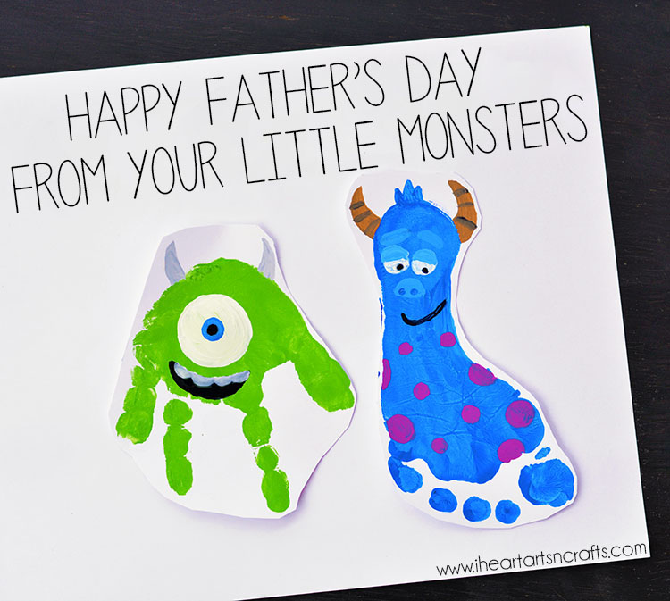 Father'sDayMonsters