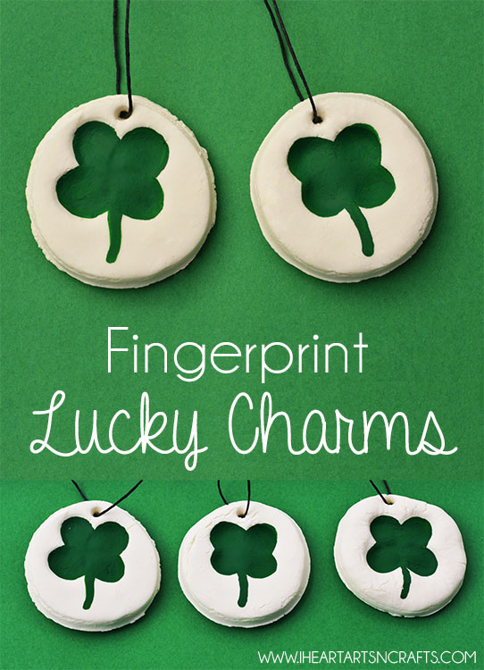 Fingerprint Lucky Charms