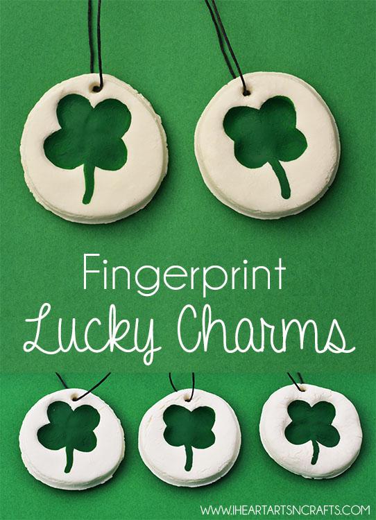 Fingerprint Lucky Charms
