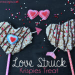 Love Struck Krispies Treat