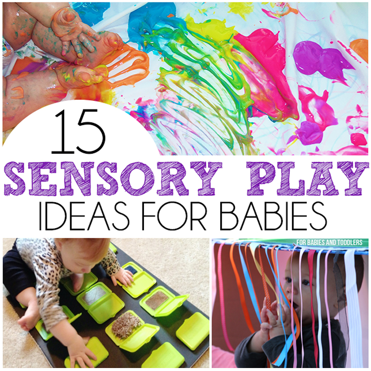 Top 15 baby activities for 3 6 months for Craft paint safe for babies