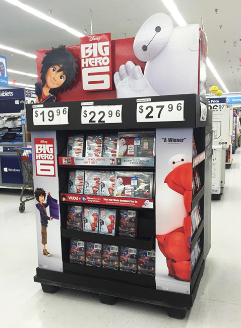 This shop has been compensated by Collective Bias, Inc. and its advertiser. All opinions are mine alone. #BigHero6Release #CollectiveBias