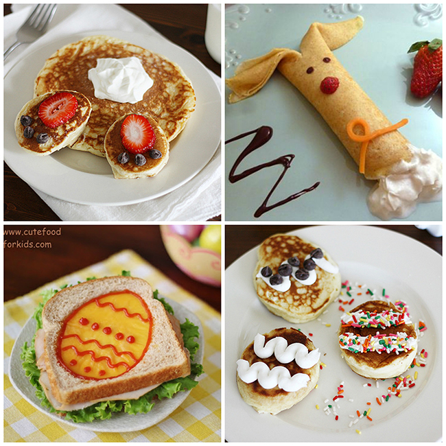 15 easter breakfast recipes i heart arts n crafts Fun easter brunch ideas