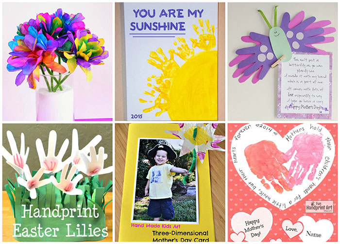 20 Mother's Day Keepsake Gifts That Kids Can Make