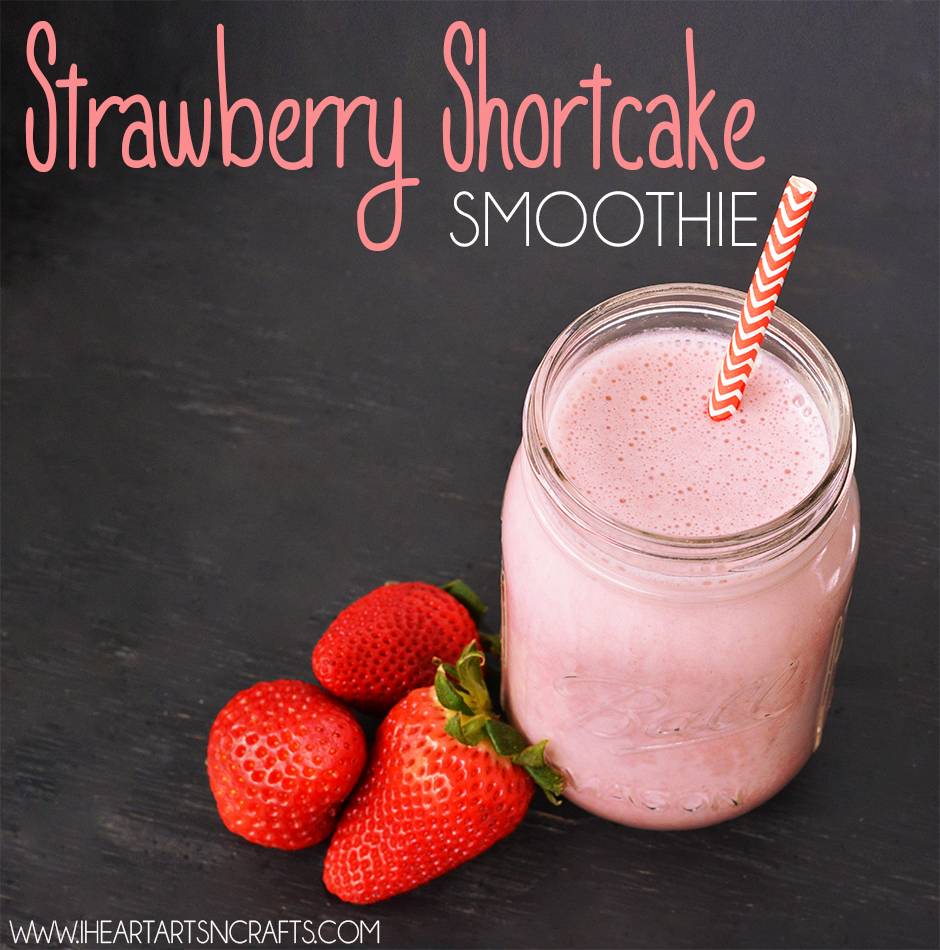 Strawberry Shortcake Smoothie & The Nutri Ninja® | Ninja® Blender DUO™ Review