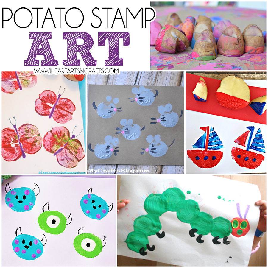 Stamps Arts And Crafts