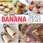 Super Yummy Banana Treats For Kids