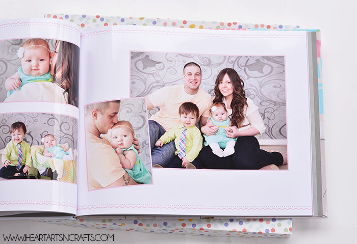my publisher photo book ideas - First Year Baby Book MyPublisher $100 book