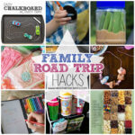 Surviving Family Road Trips With Toddlers