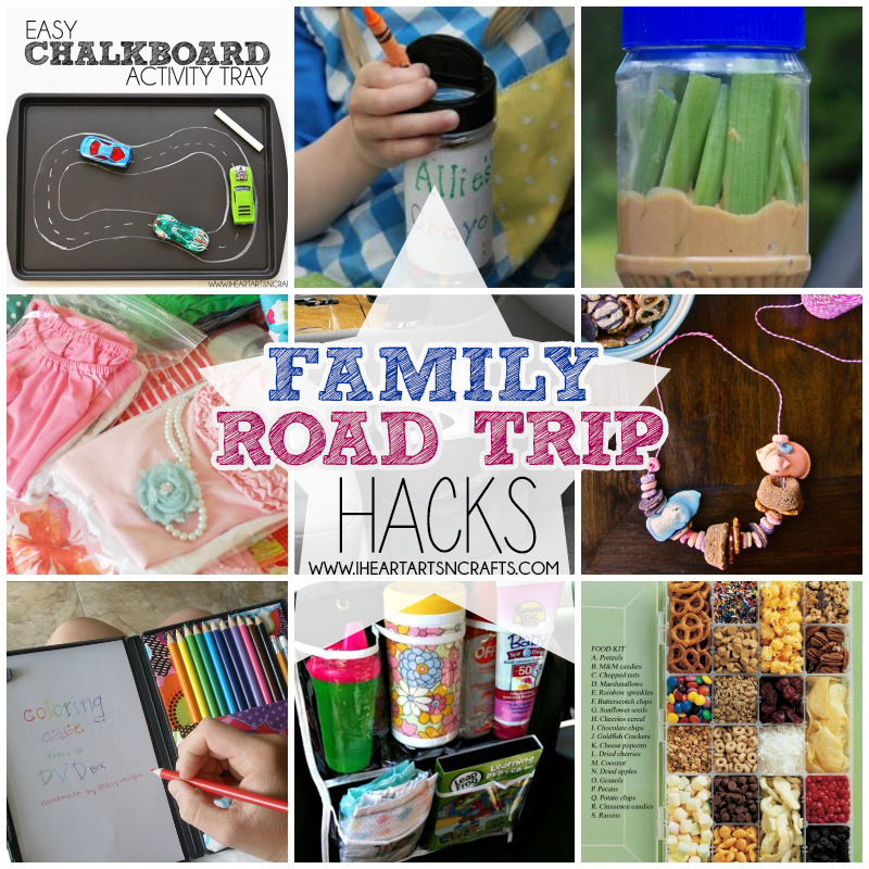 Surviving Family Road Trips With Toddlers I Heart Arts N Crafts