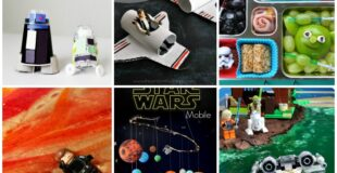 May The Fourth Be With You – Star Wars Activities For Kids