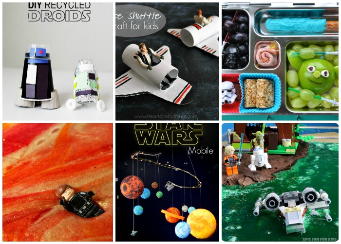 May The Fourth Be With You - Star Wars Activities For Kids - I Heart ...
