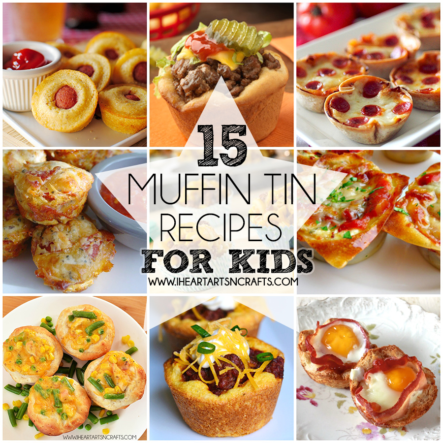 15 muffin tin recipes for kids i heart arts n crafts 15 muffin tin recipes for kids forumfinder Image collections