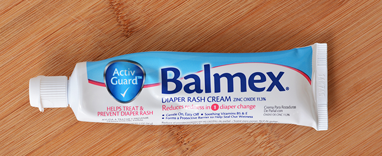 Fight irritation. End the red. Use Balmex instead