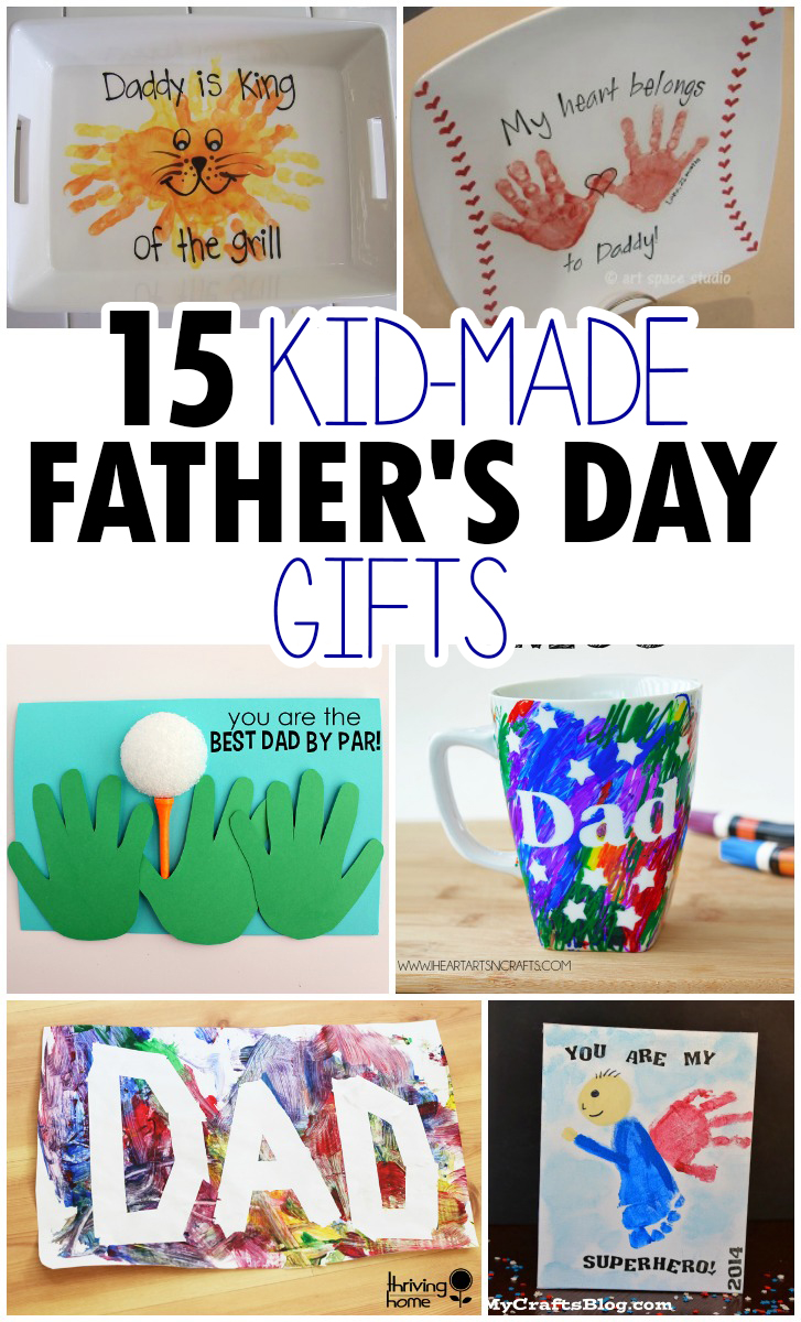 Cool Craft Ideas For Dads Birthday