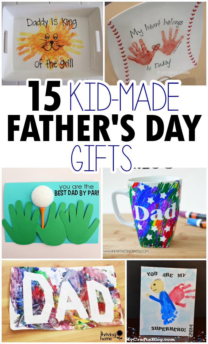 15 kid made father 39 s day crafts i heart arts n crafts. Black Bedroom Furniture Sets. Home Design Ideas