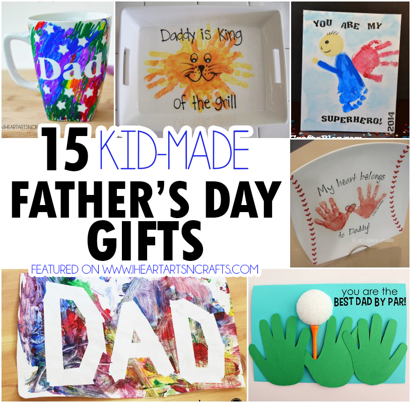 Amazing Kids Craft Ideas For Fathers Day Part - 10: FathersDay5