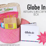 GlobeIn – The Monthly Artisan Gift Box Review + Coupon Code!