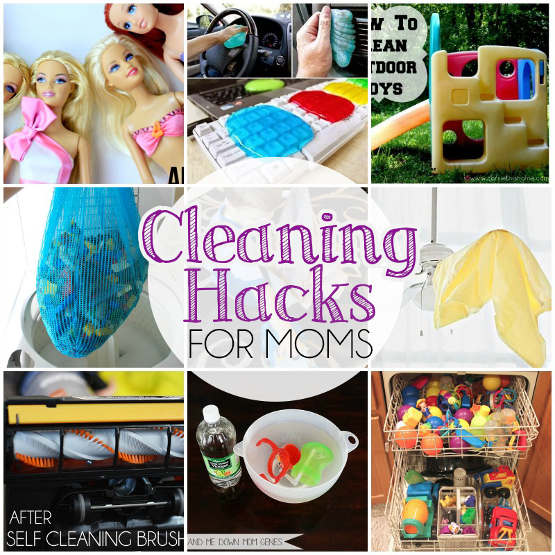 Cleaning Hacks For Mom + A Giveaway!
