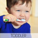 Tooth-Brushing Tips For Toddlers