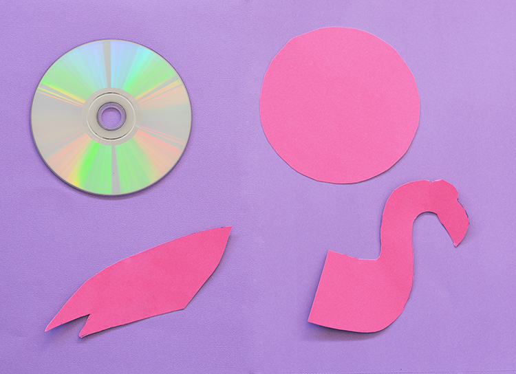 Recycled Cd Crafts For Kids
