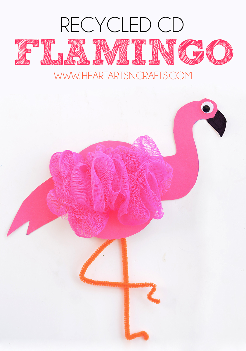 Flamingo Craft Ideas