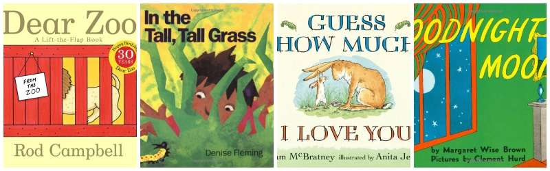 Baby's First Library Books