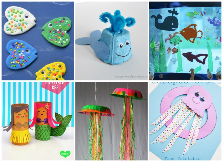 Recycled Arts And Crafts For Toddlers