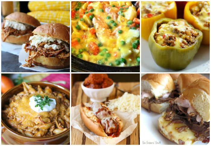 15 Kid-Approved Slow Cooker Recipes - Perfect for back-to-school!