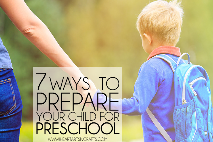 7 Tips For Preparing Your Child For Preschool