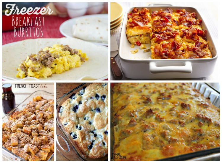 15 Make Ahead Back-To-School Breakfast Recipes